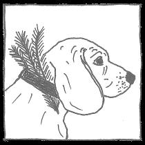 Zeichnung Muck mit Zweiglein