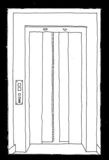 Zeichnung Lift