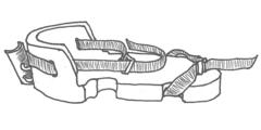 Zeichnung Faehrtenschuh