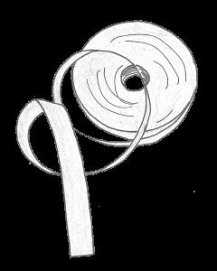 Zeichnung Makierband